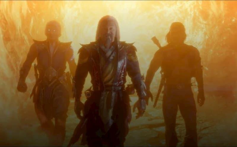 Aftermath, expansion for Mortal Kombat XI