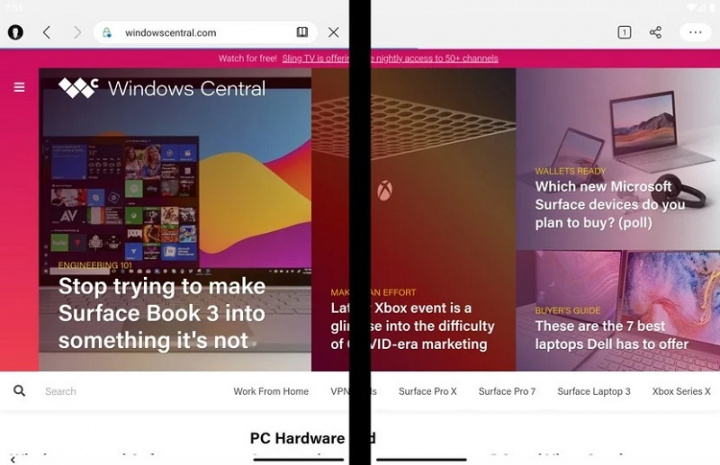 See what Microsoft Android apps can do on the Surface Duo