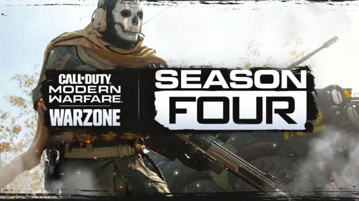 Season 4 de Call of Duty: Modern Warfare chega já amanhã