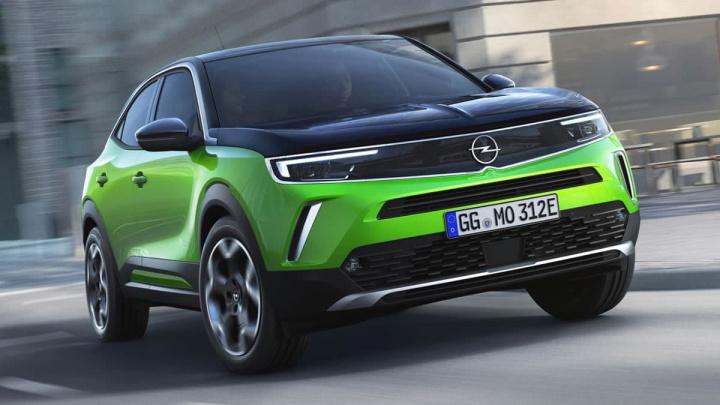 Opel Mokka-e, um novo carro eléctrico