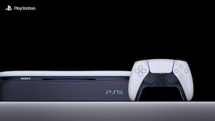 Conceito da PS5 por Ahmed Karaman