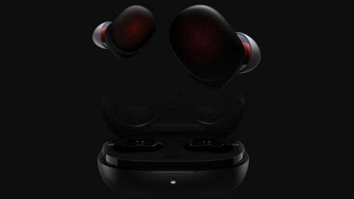 Amazfit PowerBuds - earbuds com capacidade de medição da frequência cardíaca