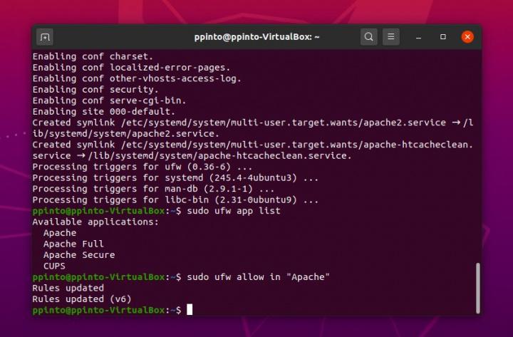 Ubuntu 20.04 instalado? Transforme-o num servidor Web com o Apache