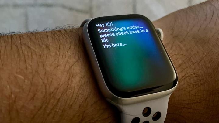 Imagem Apple Watch socorro ao agricultor via Siri