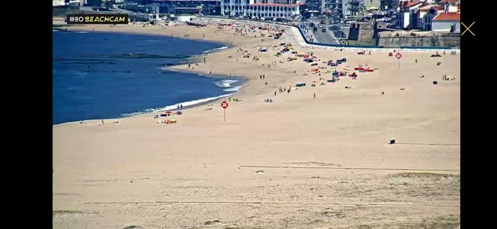 Beachcam - Antes de ir para a praia consulte estas apps [Android/iOS]