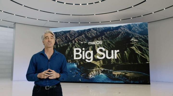 WWDC macOS Big Sur Apple