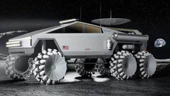 Imagem Cybertruck lunar