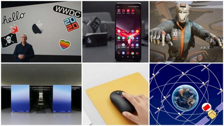 E os destaques tecnológicos da semana que passou foram... - Apple, WWDC 2020, OnePlus, Asus, Xiaomi