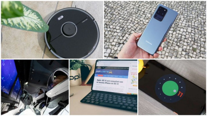 E os destaques tecnológicos da semana que passou foram... - Xiaomi, Android, SpaceX, Samsung