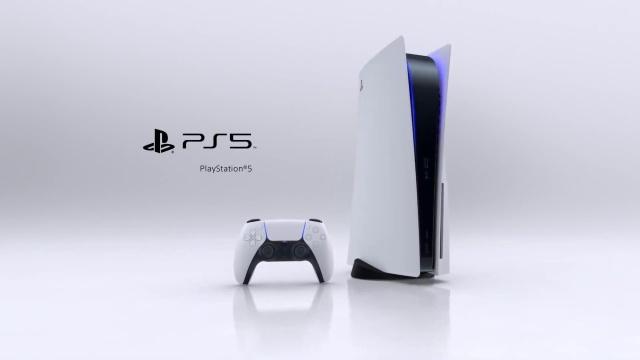 É esta a nova PlayStation 5! Vejam a nova consola em vídeo...