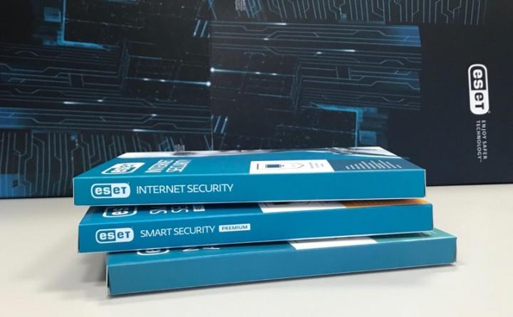 Férias mais seguras com o ESET Internet Security! Aproveitem...