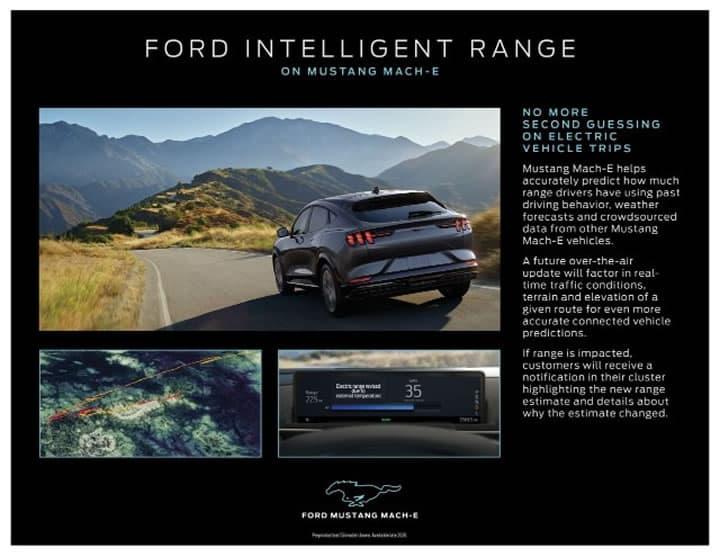Imagem do elétrico Ford Mustang Intelligent Range