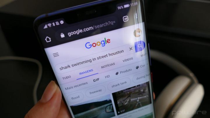 Fact Check nas Imagens do Google