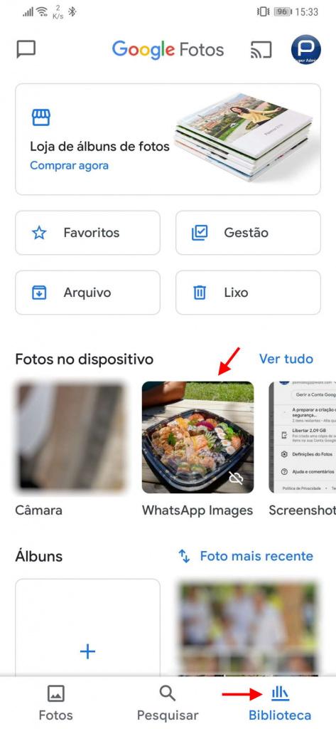 google photos copia seguranca 2 473x1024 - Google Photos parou as cópias de segurança das apps de mensagens