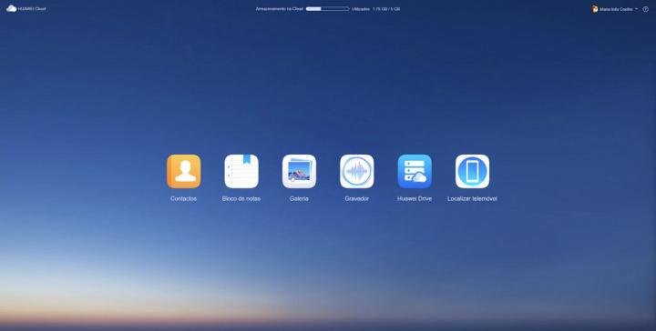Huawei Cloud - uma opção ao Google Drive