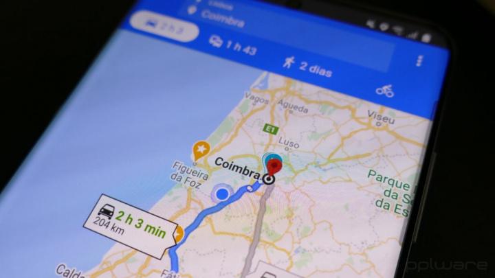 Google Maps Go: direções, trânsito, transportes