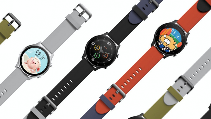 Xiaomi prepara-se para lançar smartwatch Mi Watch Color numa versão global