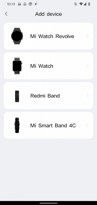Mi Watch Revolve, o Mi Watch Color global