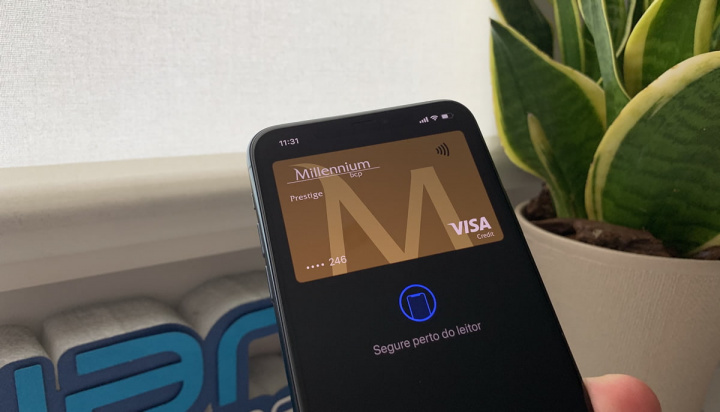You can now have your Millennium BCP card on Apple Pay