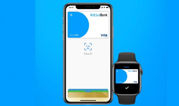 Imagem Apple Pay com ActivoBank