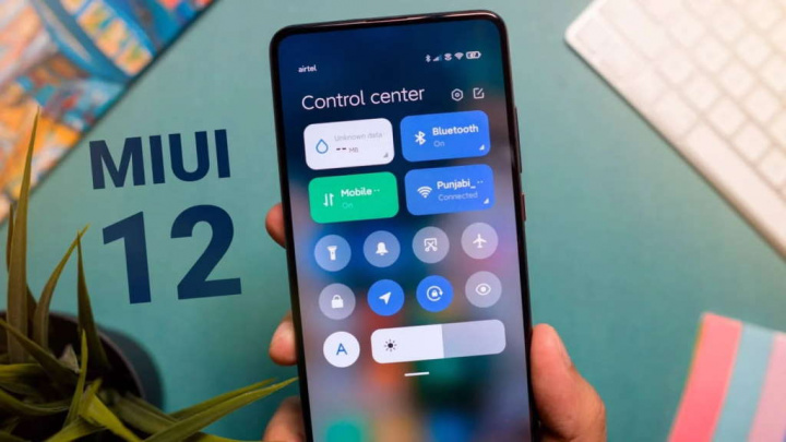 MIUI 12 Xiaomi smartphones versões melhorias