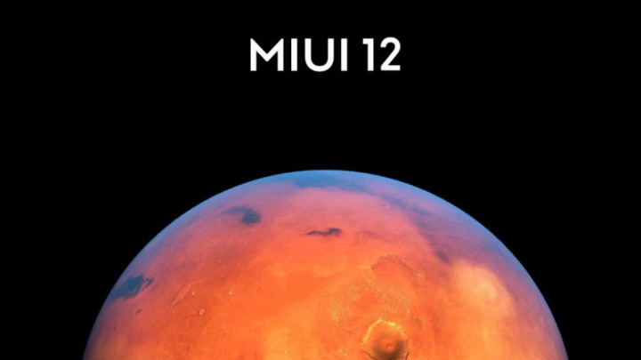 Xiaomi MIUI 12 smartphones novidades