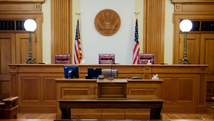 Imagem da Google em tribunal