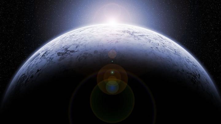 Ilustração do aspeto frio de KOI-456.04