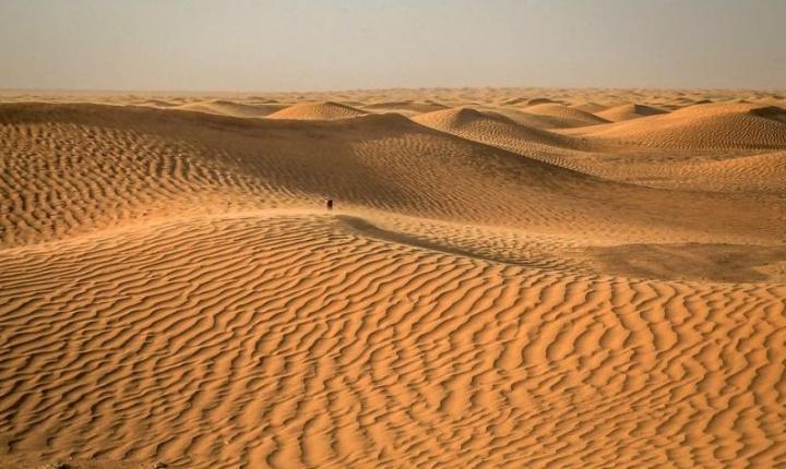 Atenção às poeiras do deserto do Saara! O seu distrito está na lista?