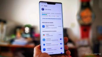 Huawei serviços smartphone Saúde Música Cloud