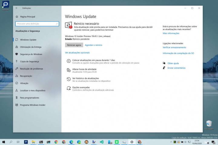 Windows 10 Patch Tuesday atualização segurança correções