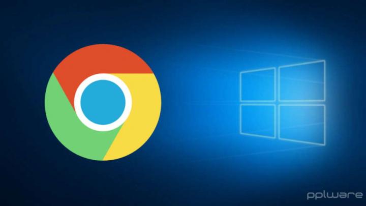 Windows 10 Chrome browser Google atualizações