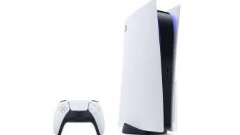 Imagem PS5, a nova PlayStation 5 da Sony