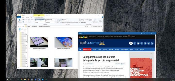 Spacedesk - Transforme o seu smartphone ou tablet num segundo ecrã do PC