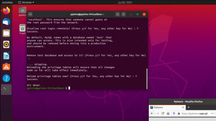 Ubuntu 20.04 instalado? Transforme-o num LAMP (Linux, Apache, MySQL e PHP)