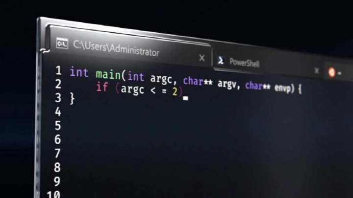 Terminal Windows Preview Microsoft novidades