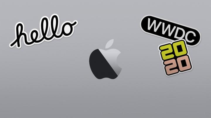 Imagem WWDC 2020 da Apple