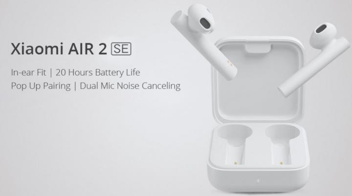 Earbuds Xiaomi Air 2 SE