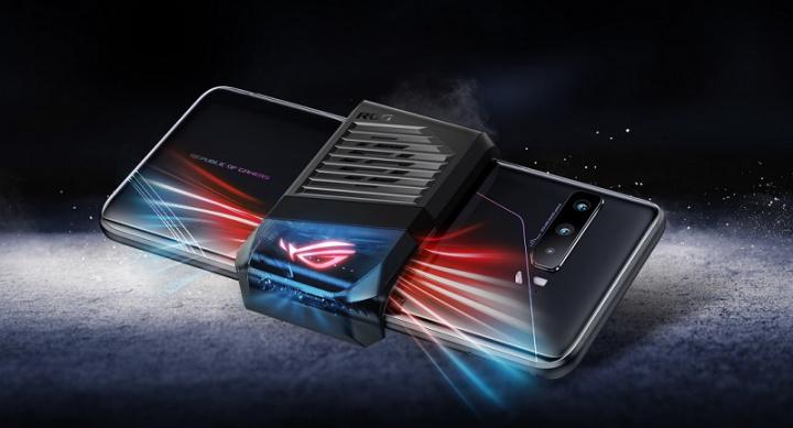 ASUS ROG Phone 3 afinal tem taxa de atualização máxima de 160Hz