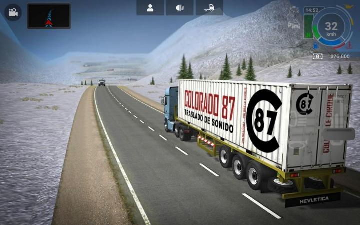 5 novos jogos Android para jogar no seu smartphone - Grand Truck Simularor 2