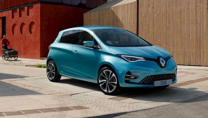 Renault Zoe bate recorde de encomendas e vendas na Europa