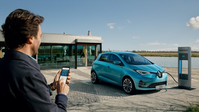 Renault Zoe breaks record for orders and sales in Europe