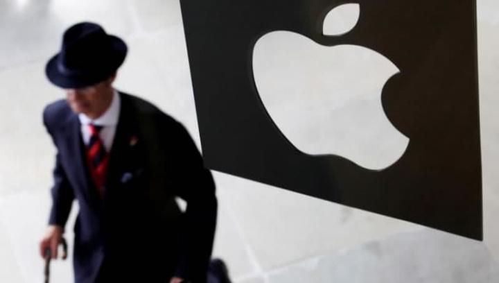 Imagem ilustração Apple Irlanda no caso dos impostos pedidos pela UE