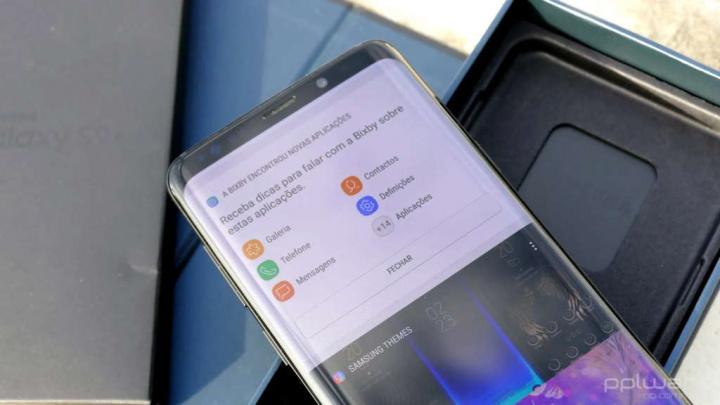 Google Samsung Bixby Assistant negócio