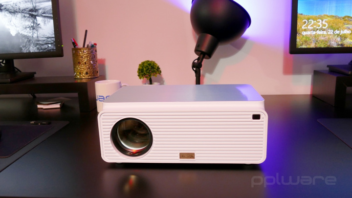Analysis: BlitzWolf BW-VP2 projector, because cinema is safer at home