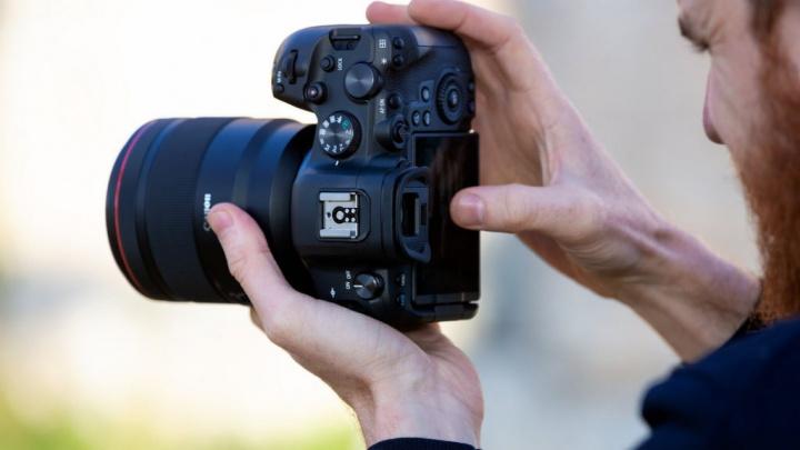 Canon EOS R5 R6 fotografia
