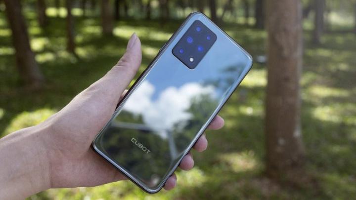 Cubot X30 - o novo Android já está disponível desde 130 €