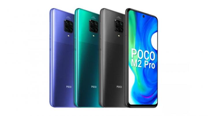 É oficial: Chegou o POCO M2 Pro... uma recriação do Xiaomi Redmi Note 9 Pro