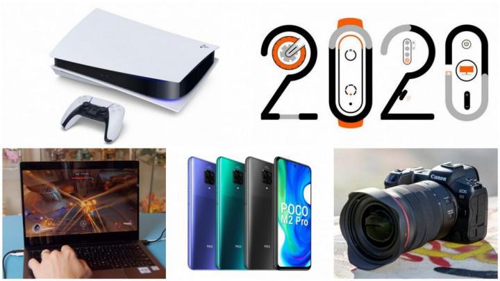 E os destaques tecnológicos da semana que passou foram... - POCO, 5G, Xiaomi, Canon
