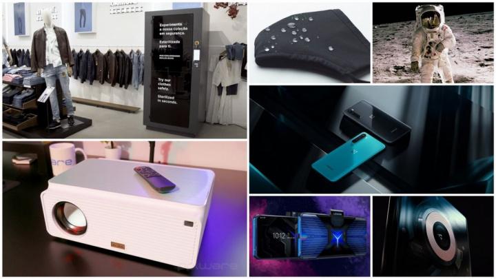 E os destaques tecnológicos da semana que passou foram... - BlitzWolf, OnePlus, Lenovo, coronavírus